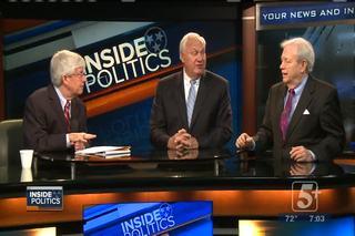 Inside Politics: Steve Gill and Larry Woods