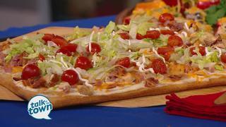 Club Pizza from Ann Cox Eastes