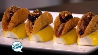 The Honeysuckle's Braised Duck Tacos
