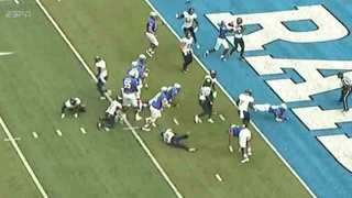 Middle Tennessee Beats FIU 37-17