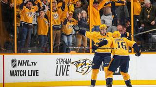 Preds Rally Past Flyers On Banner Night