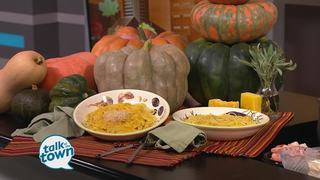 Six Forty Homestead's Pumpkin Pasta Sauce