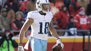 Titans Receiver Discusses Tweet Over Anthem