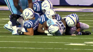 Titans Set For Monday Night Stage Against Colts