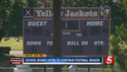 Board Decides Fate Of Grundy HS Football Team