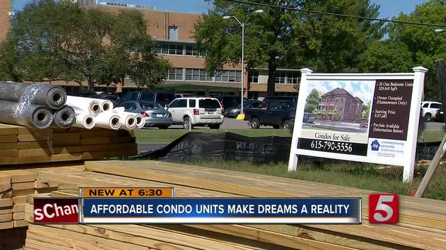 Williamson County Affordable Housing Units Opening In April