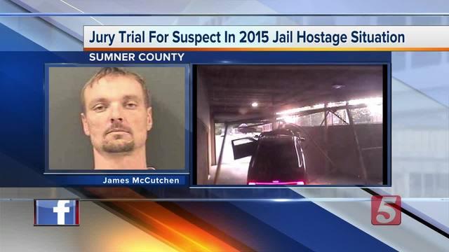 Trial Begins For Man In Sumner Co- Hostage Situation