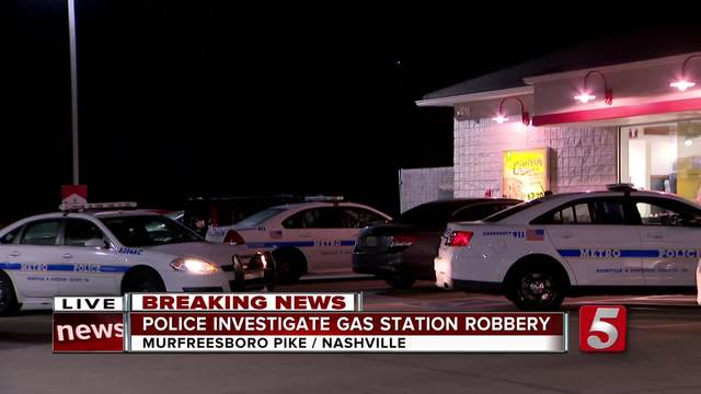 Clerk Robbed At Antioch Convenience Store