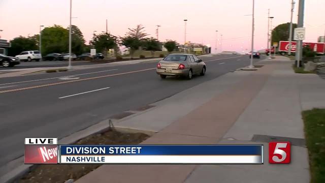 Division Street Bridge Opens In Downtown Nashville