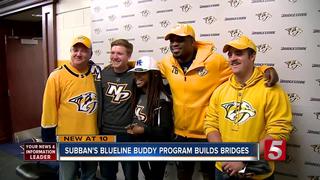P.K. Subban's 'Blueline Buddies' Builds Bridges