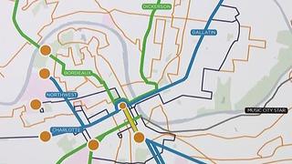 $5.2B Transit Plan Includes Light Rail, Tunnel