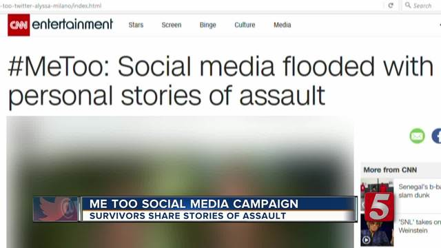 #MeToo campaign spreads across social media raising awareness