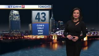 Bree's Forecast: Tuesday, October 17, 2017