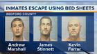 3 Inmates Escape From Jail Through Air Duct