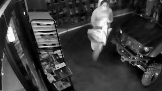 $7K Reward Offered In Smyrna Gun Store Theft