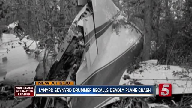 Lynyrd Skynyrd Drummer Recalls Fatal Plane Crash