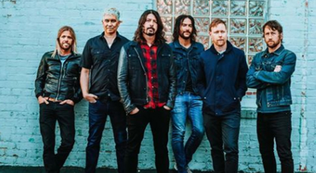 Tuesday Night Foo Fighters Concert Has Been Rescheduled To Next May