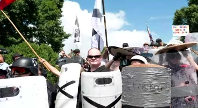 White Nationalist Rally Held In Murfreesboro