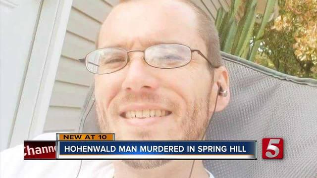 James Rush Huddleston of Murfreesboro Wanted for Murder