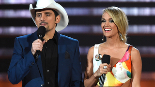 Underwood, Paisley Celebrate Decade As CMA Hosts