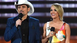 Underwood, Paisley Celebrate Decade As CMA Hosts