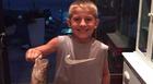 Boy critically injured in sledding accident