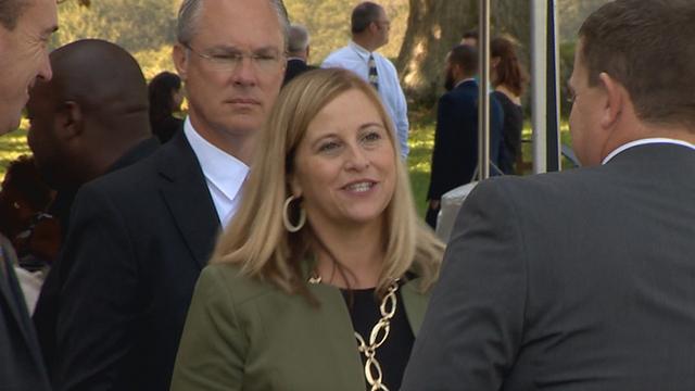 Megan Barry: Nashville mayor resigns in the wake of sex scandal