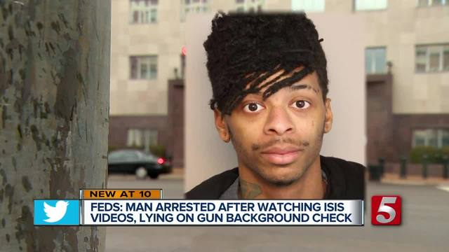 Feds- Man Arrested After Watching ISIS Videos- Trying To Buy Sniper Rifle