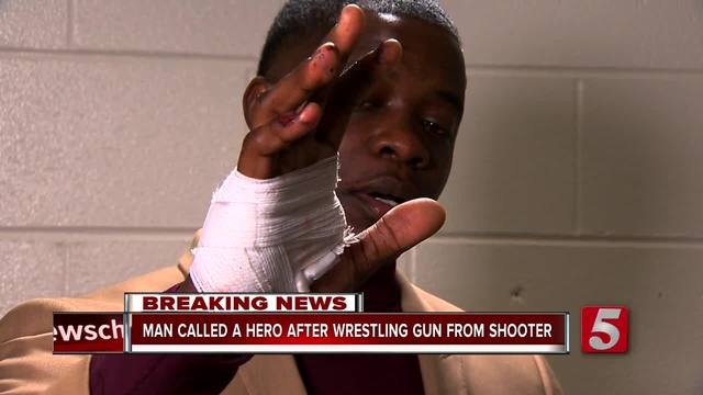 Hero Prevented Further Deaths At Waffle House