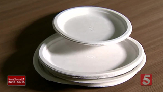 Amazon charges couple $1K to ship paper plates