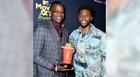 James Shaw Jr. honored at MTV Awards