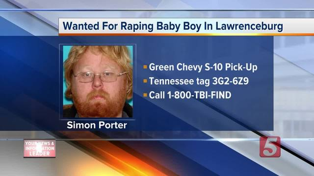 Child rape suspect added to TBI-s Most Wanted list
