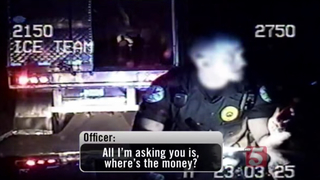 Video Shows Officer Offering Freedom For Cash