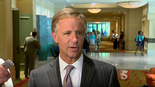 Haslam Defends Secret Payments To Lobbyist