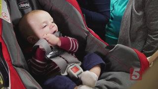 Consumer Reports Recommends Car Seats