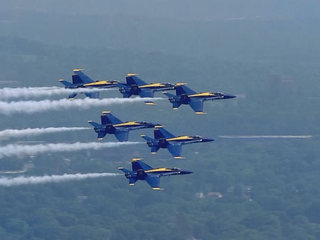 Great Tennessee Air Show returns to Smyrna