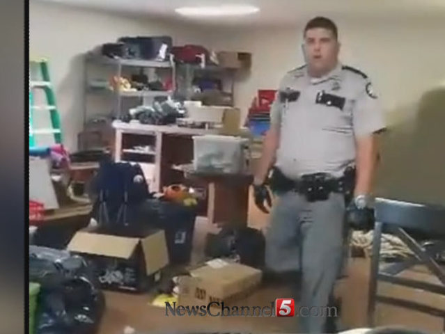 Tennessee Sheriff's Searches Questioned