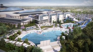 Opryland Water Park Incentive Plan Approved
