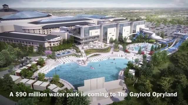 Final Vote Set For Opryland Water Park Incentive Plan