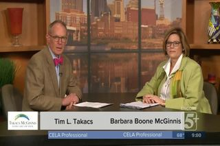 Takacs McGinnis Elder Care Law Hour (May 2017)