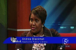 Urban Outlook: Andrea Blackman