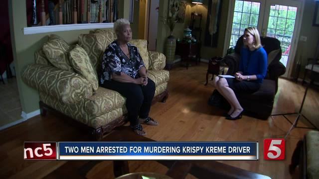 Wife Of Killed Krispy Kreme Driver Reacts To Arrest