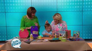 Certified Celebrator's Kids' Craft Projects