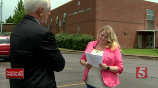 Parents Accuse MNPS Of 'Negligence' In Lead Test