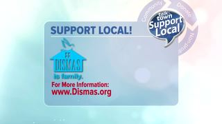 Support Local: Dismas House 7-31-17