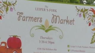 Leiper's Fork Farmer's Market