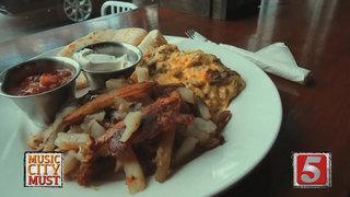 'Pete's Breakfast' at Fido Coffee Shop