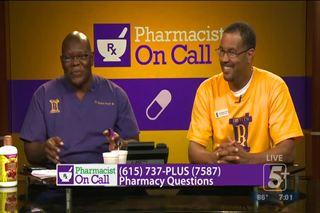 Pharmacist on Call: August 2017
