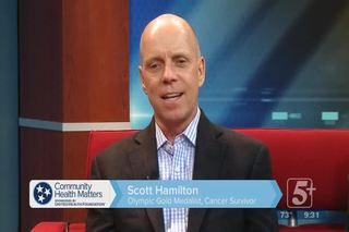 Community Health Matters: Scott Hamilton