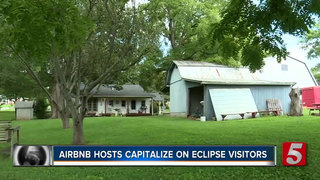TN Airbnb Hosts Make Millions Thanks To Eclipse
